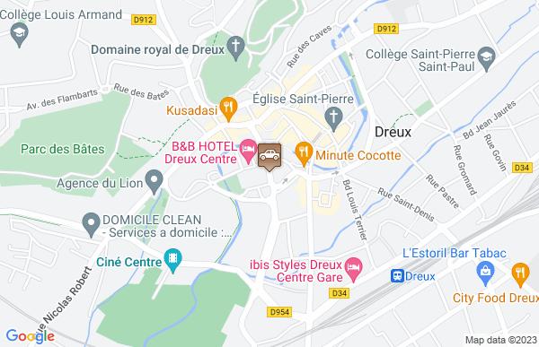 École De Conduite Renaux - Vigeon à Dreux