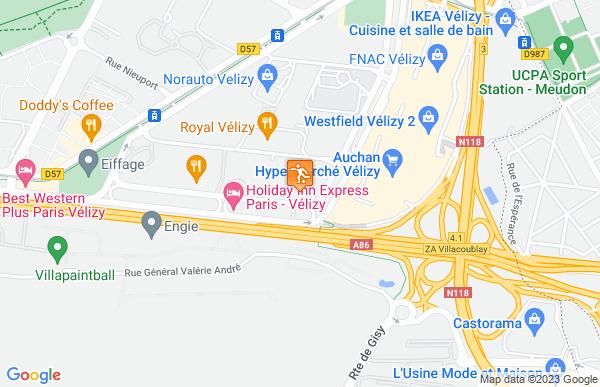 Mercure Paris Vélizy à Vélizy-Villacoublay