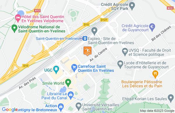 Mercure Saint Quentin en Yvelines Centre à Montigny-le-Bretonneux