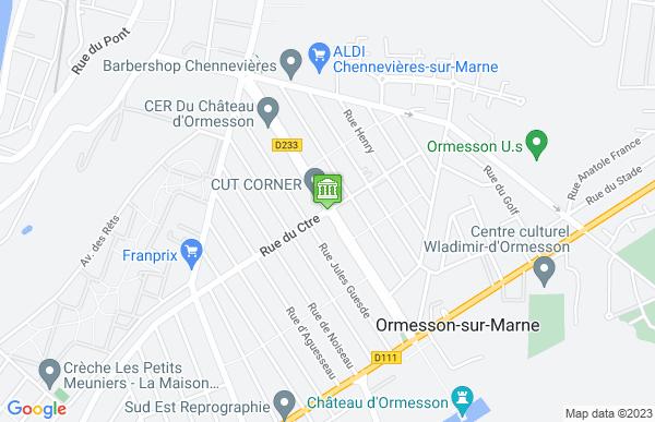 Mairie de La Queue-en-Brie à La Queue-en-Brie