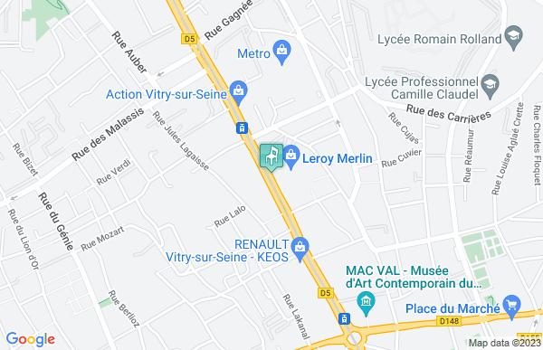 Leroy Merlin à Vitry-sur-Seine