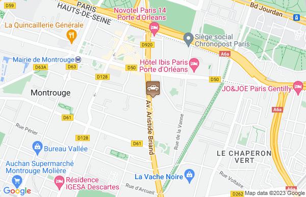 Audi Aliantis Porte d'Orléans à Montrouge