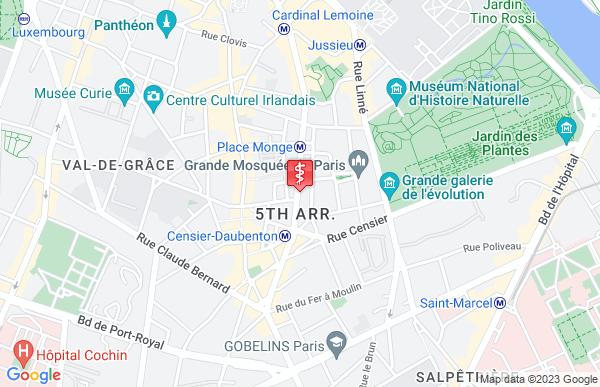 Laboratoire Synlab à Paris 5ème arrondissement