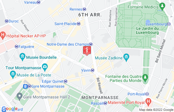Laboratoire Synlab à Paris 6ème arrondissement