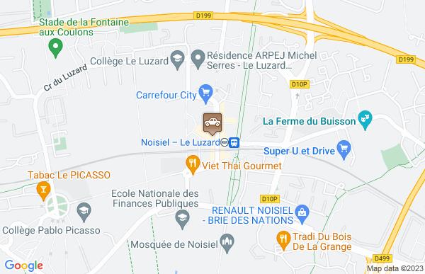 Auto-école Inri's Gare De Noisiel à Noisiel