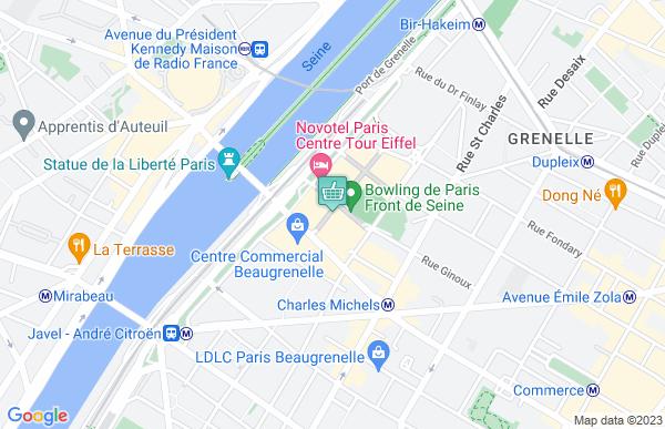 Monoprix à Paris 15ème arrondissement