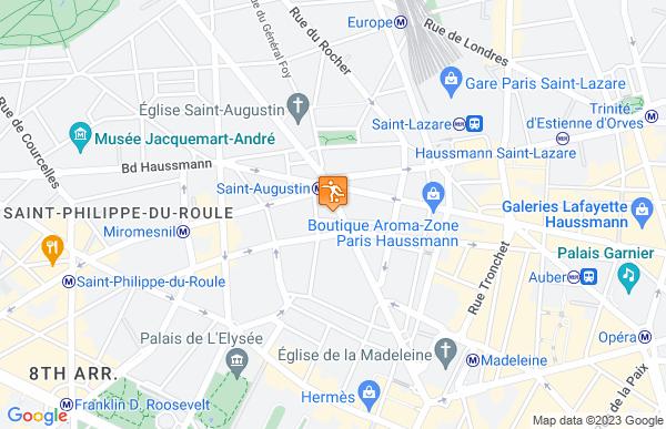 Bonhomme de Bois Malesherbes, Paris 8ème à Paris 8ème arrondissement