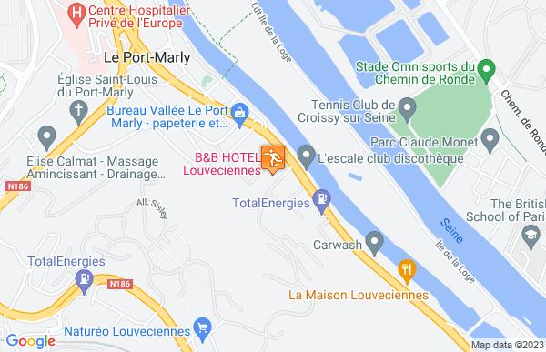 B&B Louveciennes à Louveciennes