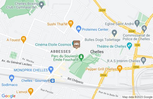 Auto-moto-école Inri's Gare De Chelles à Chelles