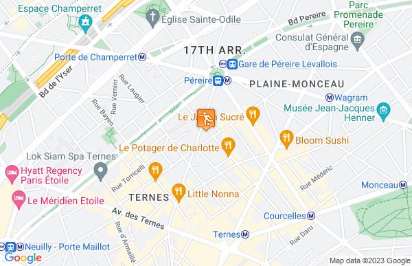 Bonhomme de Bois Niel, Paris 17ème à Paris 17ème arrondissement