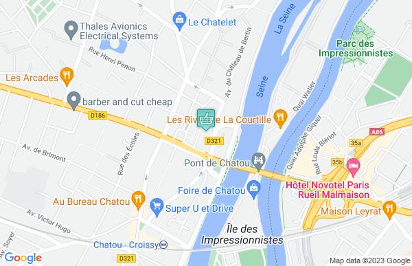 Monoprix à Chatou