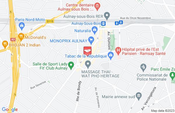 Caisse d'épargne à Aulnay-sous-Bois