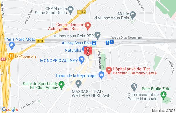Cilvaistre Optic à Aulnay-sous-Bois
