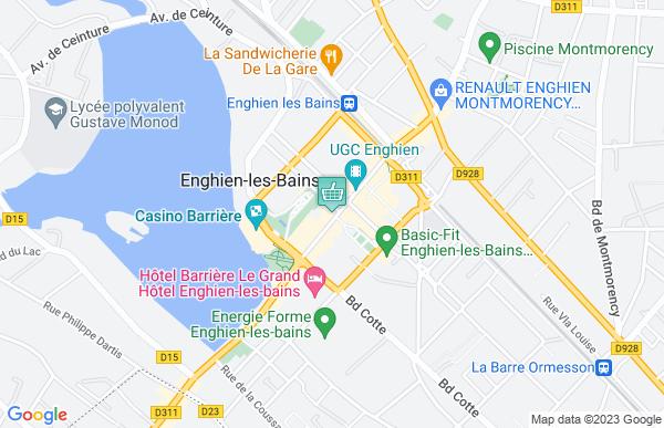 Monoprix à Enghien-les-Bains