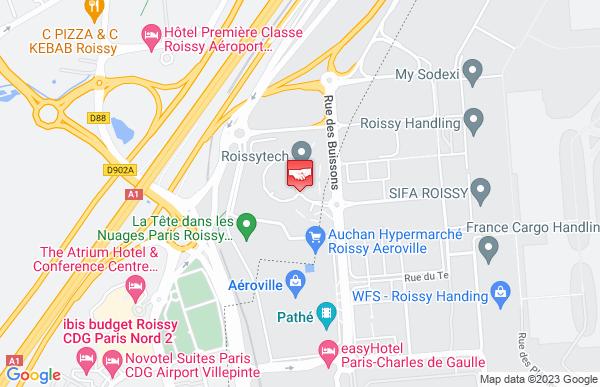 Randstad à Roissy-en-France