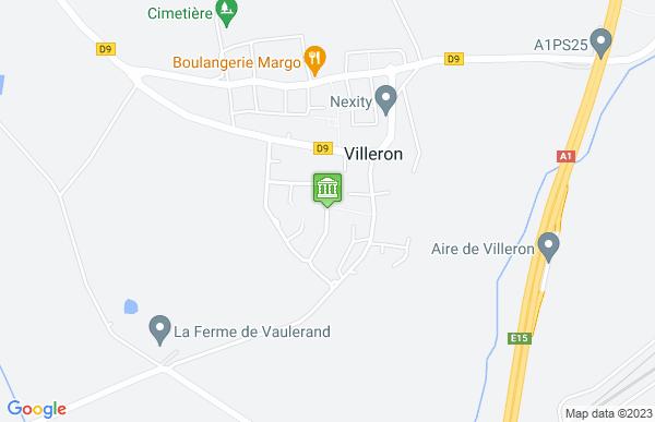 Mairie de Villeron à Villeron