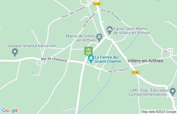Mairie de Villers-en-Arthies à Villers-en-Arthies