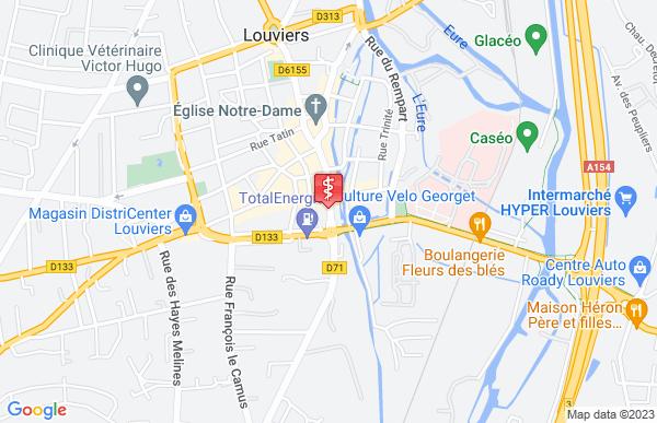 Laboratoire Synlab à Louviers