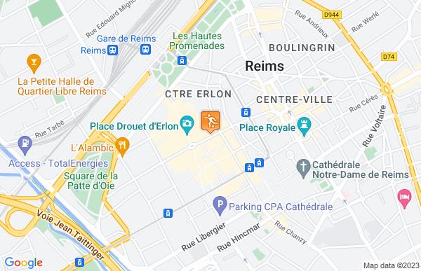 Bonhomme de Bois Reims à Reims