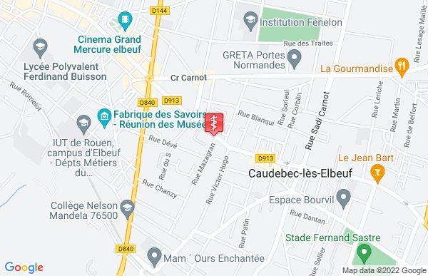 Pharmacie Normande à Elbeuf