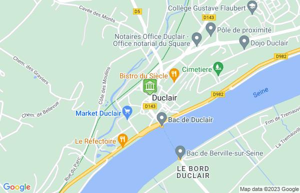 Mairie de Sainte-Marguerite-sur-Duclair à Sainte-Marguerite-sur-Duclair