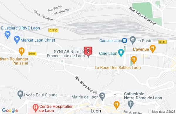 Laboratoire Novabio à Aulnois-sous-Laon