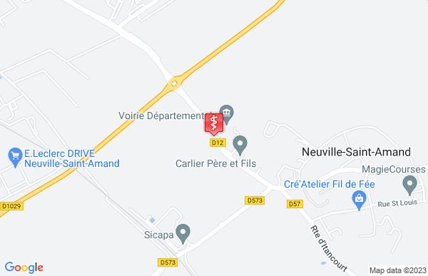 Laboratoire Novabio à Neuville-Saint-Amand