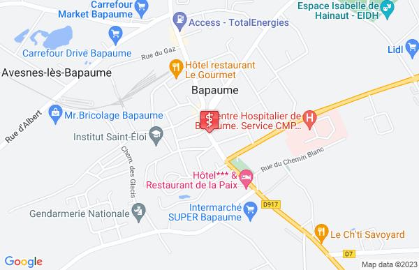 Sarl Danguy à Avesnes-lès-Bapaume