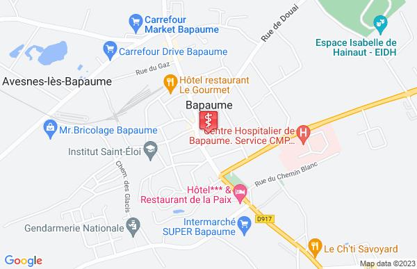 Pharmacie Centrale à Avesnes-lès-Bapaume