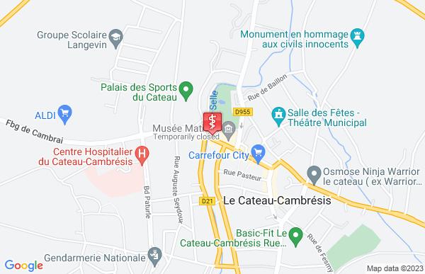 Pharmacie Vallez à Le Cateau-Cambrésis