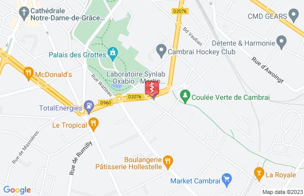 Laboratoire Oxabio à Cambrai
