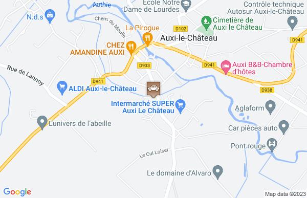 Garage Hattenberger Sarl à Auxi-le-Château