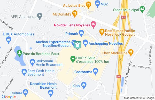 Un Jour Ailleurs à Noyelles-Godault