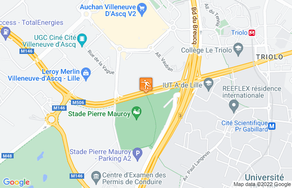 B&B Lille Lezennes Stade Pierre Mauroy à Hellemmes-Lille