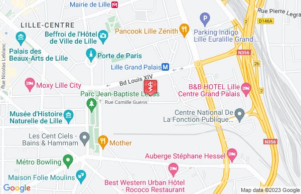 Laboratoire Synlab à Lille