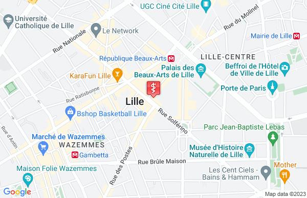 Pharmacie Tacquet à Lille