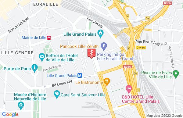Pharmacie Du Grand Palais à Lille