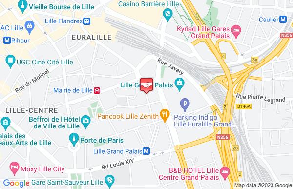 La Poste Lille Saint Sauveur à Lille