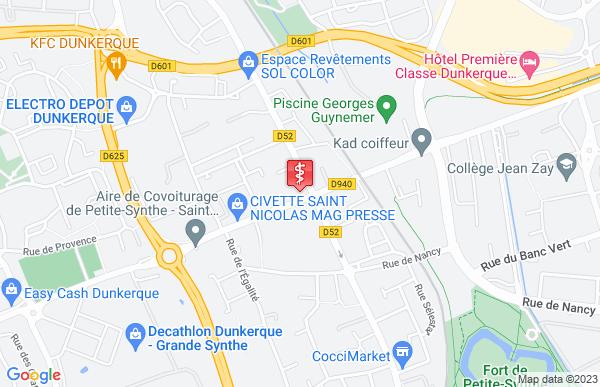 Pharmacie Wadoux à Dunkerque