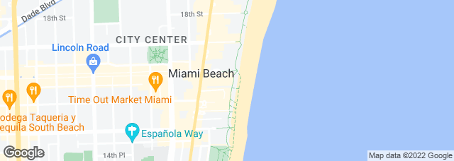 100 Lincoln Rd, Miami Beach, FL 33139