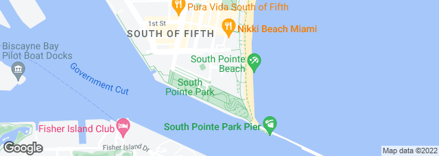 100 South Pointe Dr, Miami Beach, FL 33139