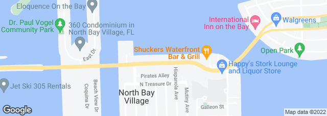 1625 John F. Kennedy Causeway, North Bay Village, FL 33141
