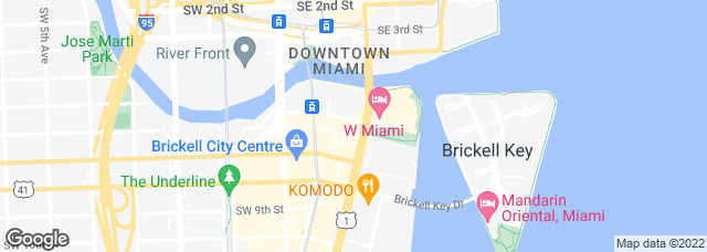 500 Brickell Avenue, Miami, FL 33131