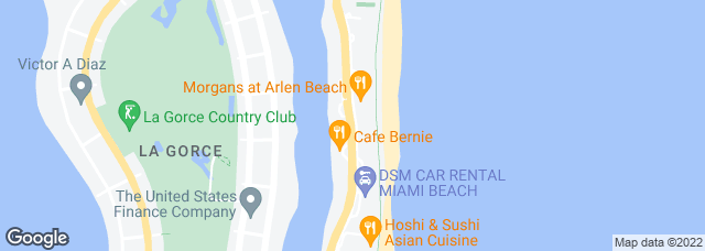 5600 Collins Ave, Miami Beach, FL 33140