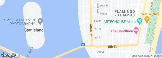 650 West Ave, Miami Beach, FL 33139