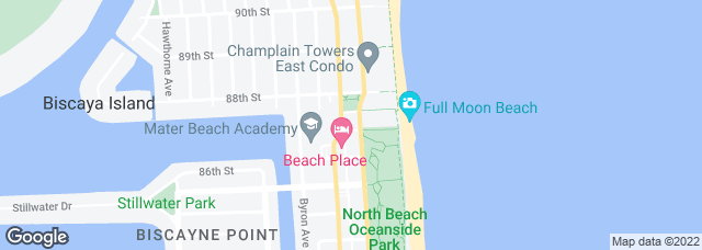 8701 Collins Ave, Miami Beach, FL 33154