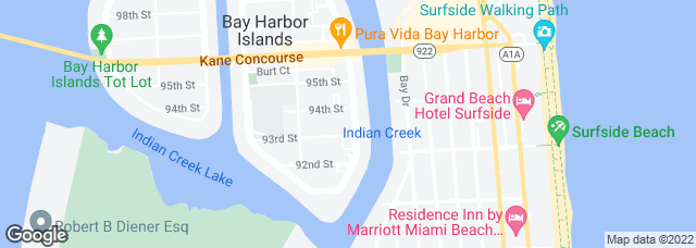 9350 E Bay Harbor Dr, Bay Harbor, FL 33154