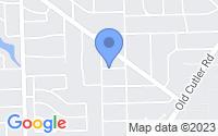 Map of Pinecrest FL