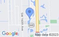 Map of Davie FL