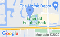 Map of Weston FL